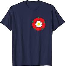English Royal Tudor Rose T-Shirt