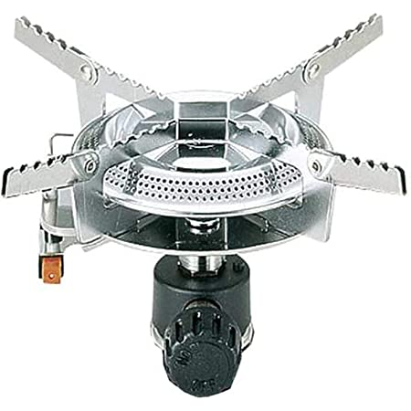 キャプテンスタッグ オーリック 小型ガスバーナーコンロ (ケース付) M-7900