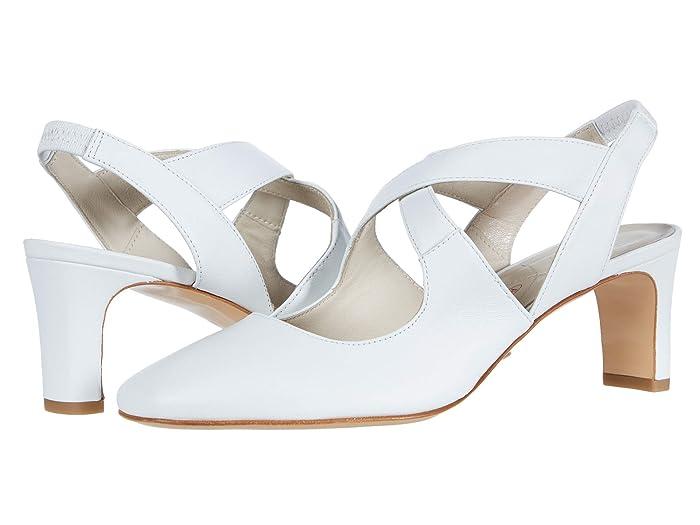 Amalfi by Rangoni  Stan (White Parmasoft) Womens  Shoes