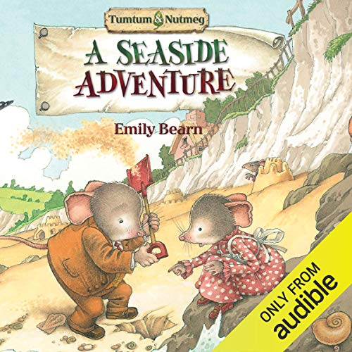Tumtum and Nutmeg: A Seaside Adventure audiobook cover art