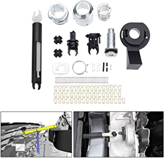 Bonnet Release Lock Repair Kit Latch Catch For Ford/Focus MK2 2004-2012 7M5AA16B970AA 1355231