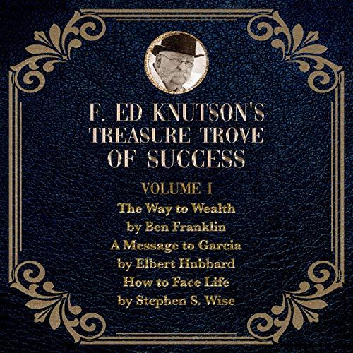 F Ed Knutson's Treasure Trove of Success, Volume I cover art