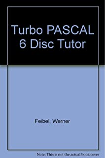 Turbo Pascal 6 Disktutor/Book and Disk