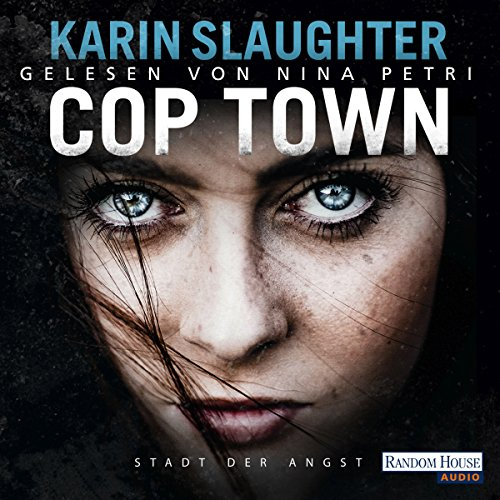 Cop Town audiobook cover art
