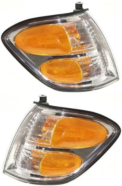 NEW before selling Evan-Fischer Turn Signal Light Compatible Superlatite 01 Sequoia with Toyota