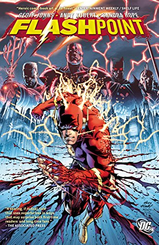 Flashpoint (English Edition)