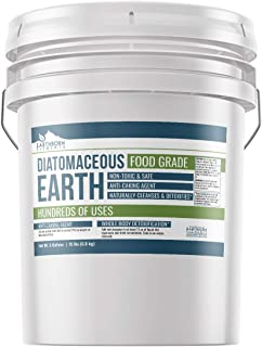 Best ground freshwater diatomaceous earth Reviews