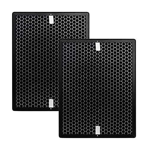FOSUN Premium Aktivkohle-Ersatzfilter Kompatibel mit Philips Luftreinigern AC2889/10, AC2887/10, AC2882/10, AC3829/10, Teilenummer FY2420/30