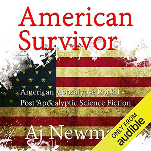 American Survivor audiobook cover art