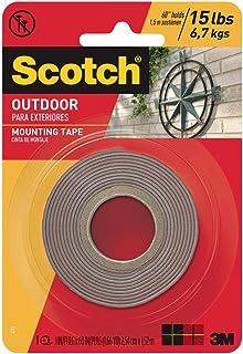 3M Scotch 411P Permanent Mounting Tape (25.4 mm x 1.52 m