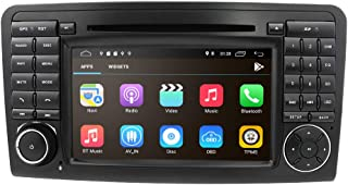 Android 10 Double Din Car Stereo Radio Fit for Mercedes Benz ML-Class W164 GL- X164 (2005-2012) 7Inch 1024 * 600 Touch Scr...