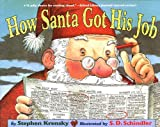 Santa got his job Picture book kindergarten