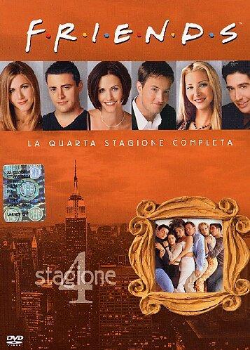 Friends - Stagione 04 (4 Dvd)