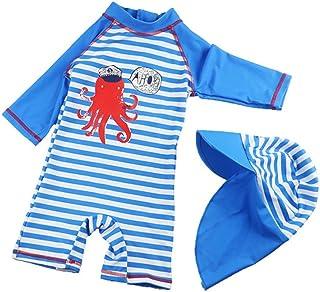 子供用の水着 シャム 速乾性 サーフ服 中小企業の水泳機器 (サイズ : XL)