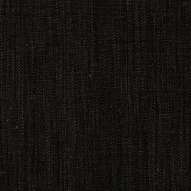 Lino Textile LLC Medium Weight Linen, Yard, Black