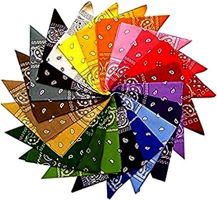 Beistle 60871 Regenbogen Bandana