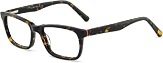 OCCI CHIARI Mens Rectangle Fashion Stylish Acetate...