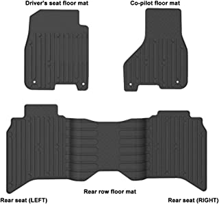 2004 dodge ram 1500 quad cab floor mats