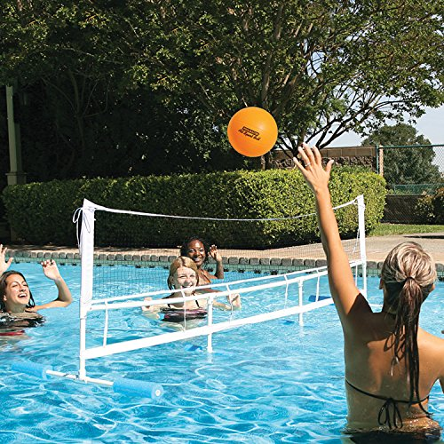 Super Combo Water Volleyball Game