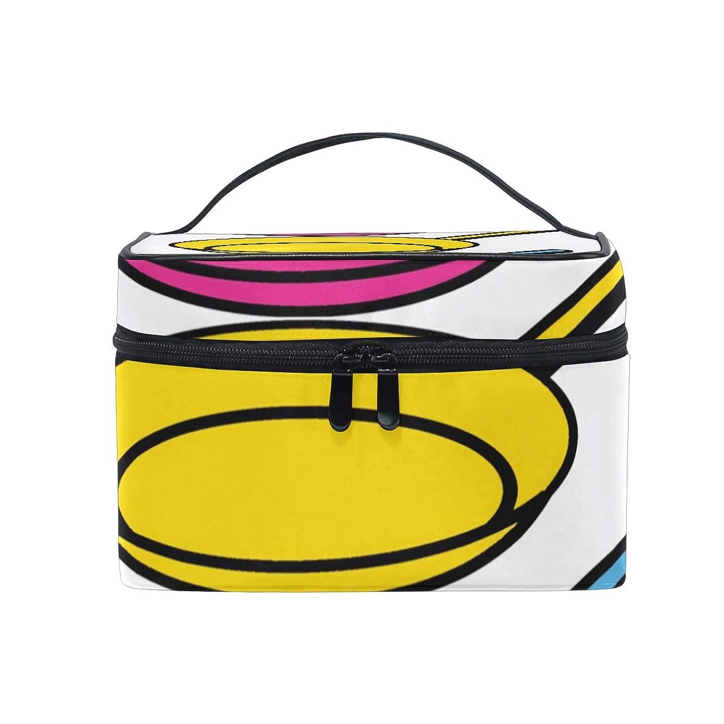トースト腐った追い払うメイクボックス 一般的な愛柄 化粧ポーチ 化粧品 化粧道具 小物入れ メイクブラシバッグ 大容量 旅行用 収納ケース