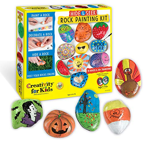 Product Image of the Rock Painting Kit