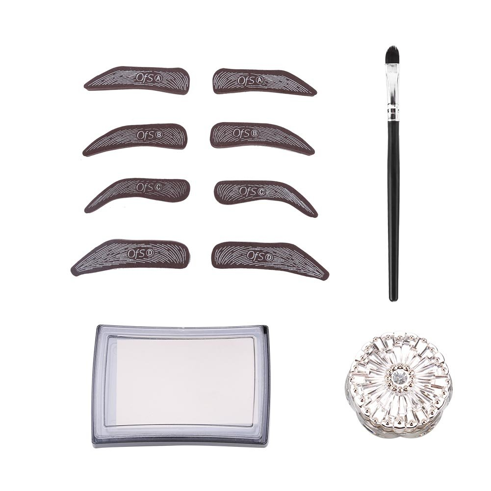 Brow Stamp- Eyebrow Max 50% OFF Max 48% OFF Stamp Definition Waterproof B Makeup