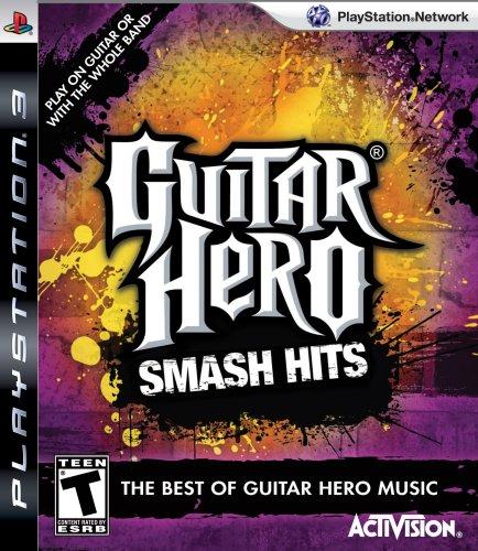 Guitar Hero Smash Hits PS3 (japan import)