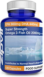 Omega 3 2000 mg Aceite