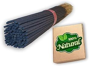 Bless-International Natural-Incense-Sticks Handmade-Hand-Dipped The-Best-Scent (Frankincense and Myrrh, 100 Incense Sticks)
