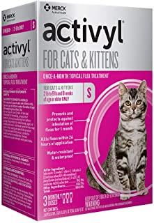 Activyl Cats & Kittens 2-9lbs, 3-pack