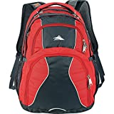 High Sierra Swerve 17' Laptop Computer Backpack - Red