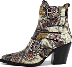 JEFFREY CAMPBELL Guadalupe Snake JC491398SNK/ Grigio