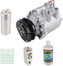 AC Compressor w/A/C Repair Kit For Honda Civic Hybrid 2003 2004 2005 - BuyAutoParts 60-81362RK NEW