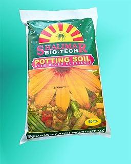Shalimar Potting Soil - Vegetable Mix - 50 LTR