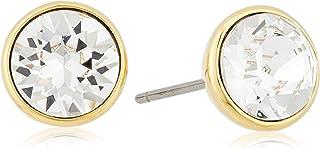 Daniel Swarovski Edition Women Crystal DSE Crystal Dot Earrings F/W 19