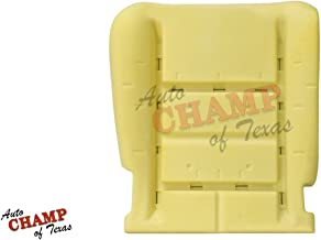 Auto Champ Of Texas - Driver Side Bottom Seat Foam Cushion (Compatible with 2003-2007 Ford King Ranch Diesel F350)