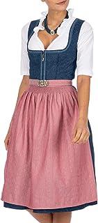 Stockerpoint Damen Dirndl Roseline Kleid für besondere Anlässe