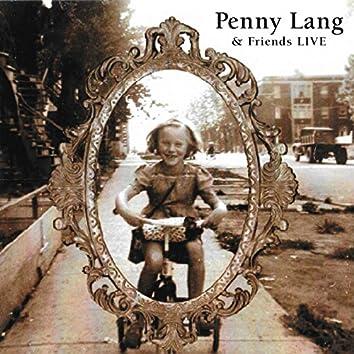 Penny Lang & Friends (Live)