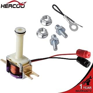 HERCOO GM 4L60 4L60E 4L65E TH700-R4 TH200-4R TCC Lock Up Converter Clutch Solenoid