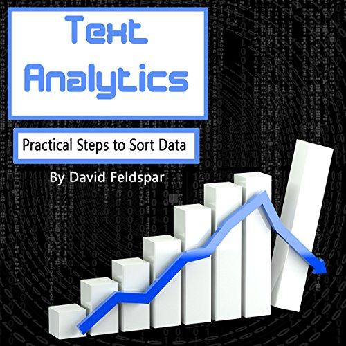 Text Analytics audiobook cover art