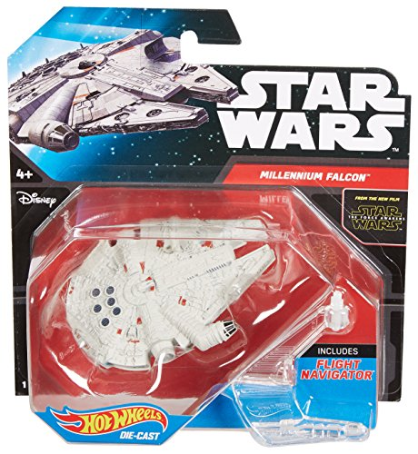 Mattel Hot Wheels: Star Wars Millenium Falcon