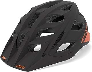 Giro Hex 山地自行车头盔 中 Matte Warm Black/Deep Orange