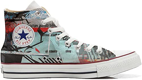 Converse All Star schuhe Personalizados Unisex (Producto Handmade) Street Style
