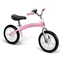 Radio Flyer Glide & Go Balance Bike (Pink)