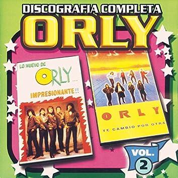 Orly: Discografía Completa, Vol. 2