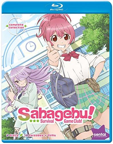 Sabagebu Survival Game Club [Blu-ray]