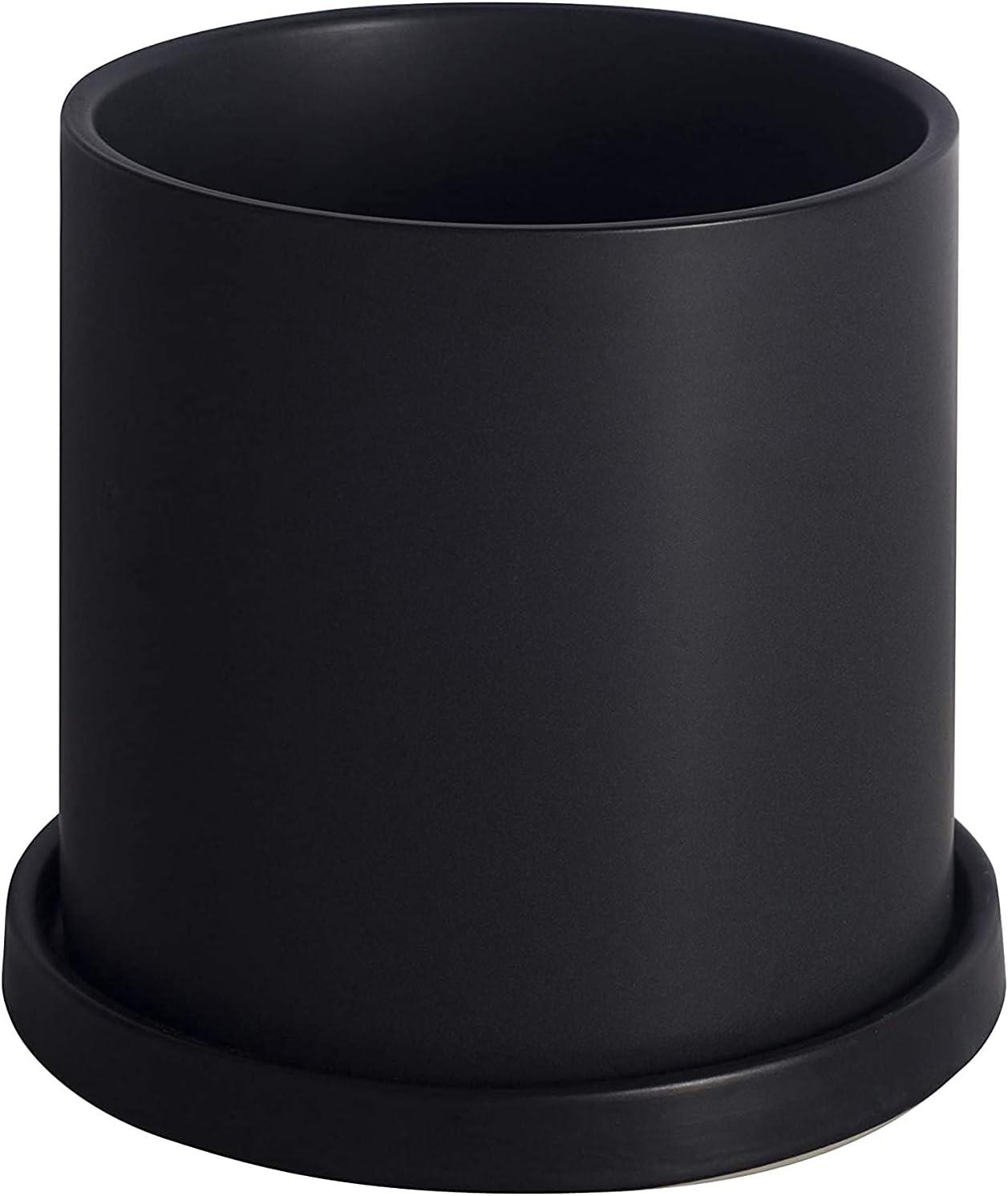 Ekirlin 6 inch Plant Pot - Flower Planters Indoor Mode Sales Ranking TOP5 Ceramic