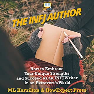 The INFJ Author audiobook cover art