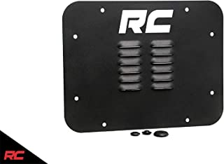 Rough Country 10514 Tailgate Vent Add On Tailgate Vent Compatible w/ 2007-2018 Jeep Wrangler JK