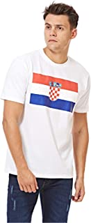 Croatia Football Flag T-Shirt